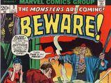 Beware Vol 3 3
