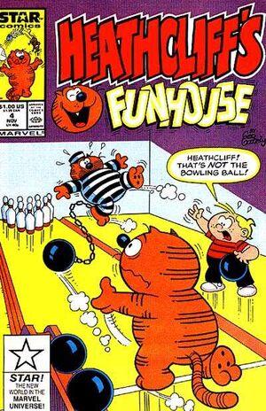 Heathcliff's Funhouse Vol 1 4