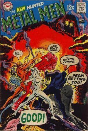 Metal Men Vol 1 35