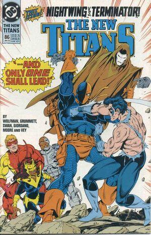 New Titans Vol 1 86