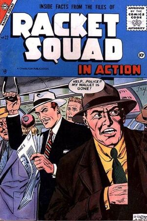 Racket Squad in Action Vol 1 22