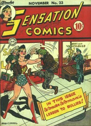 Sensation Comics Vol 1 23
