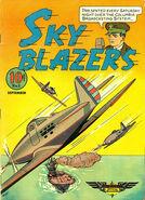 Sky Blazers Vol 1 1