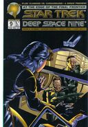Star Trek Deep Space Nine Vol 1 9-A