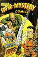 Super-Mystery Comics Vol 5 5