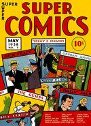 Super Comics Vol 1 1