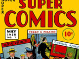 Super Comics Vol 1 1