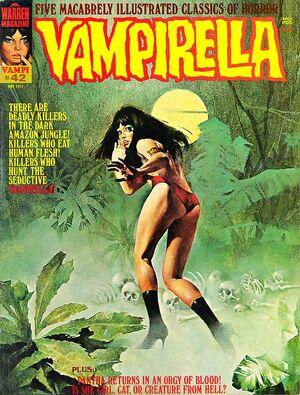 Vampirella Vol 1 42