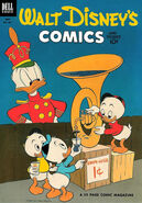 Walt Disney's Comics and Stories Vol 1 154