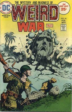 Weird War Tales Vol 1 34