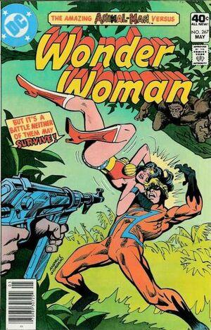 Wonder Woman Vol 1 267