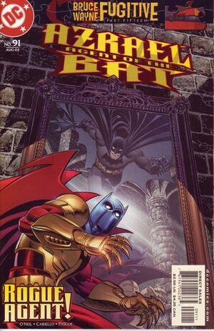 Azrael Agent of the Bat Vol 1 91
