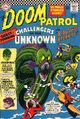 Doom Patrol Vol 1 102