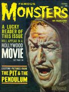 Famous Monsters of Filmland Vol 1 14