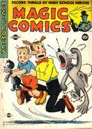 Magic Comics Vol 1 54