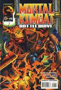 Mortal Kombat Battlewave Vol 1 5