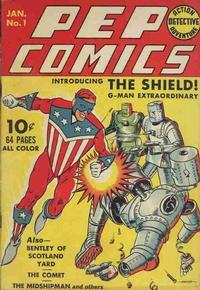 Pep Comics 1