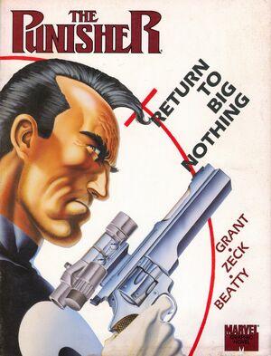 Punisher Return to Big Nothing Vol 1 1
