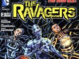 Ravagers Vol 1 2