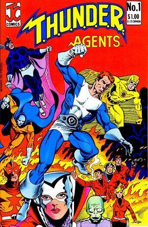 T.H.U.N.D.E.R. Agents Vol 2 1