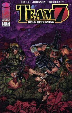 Team 7 Dead Reckoning Vol 1 1