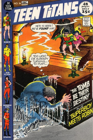 Teen Titans Vol 1 36