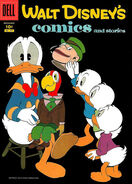 Walt Disney's Comics and Stories Vol 1 207