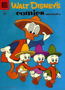 Walt Disney's Comics and Stories Vol 1 208