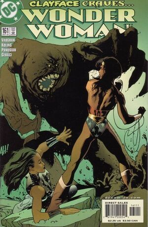 Wonder Woman Vol 2 161