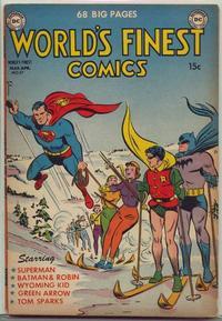 World's Finest Comics Vol 1 57