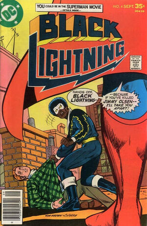 Black Lightning Vol 1 4