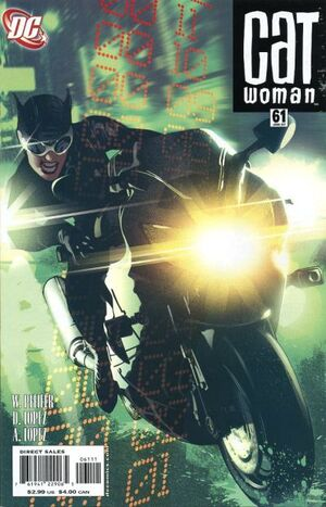 Catwoman Vol 3 61