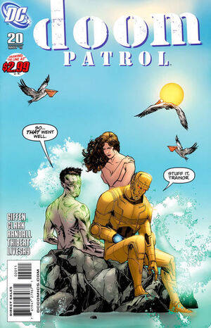Doom Patrol Vol 5 20