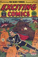 Exciting Comics Vol 1 37