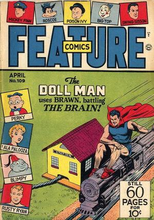 Feature Comics Vol 1 109
