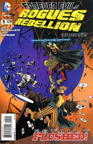 Forever Evil Rogues Rebellion Vol 1 5