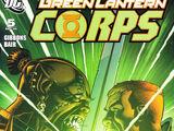 Green Lantern Corps Vol 2 5