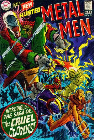 Metal Men Vol 1 36