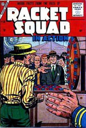 Racket Squad in Action Vol 1 24