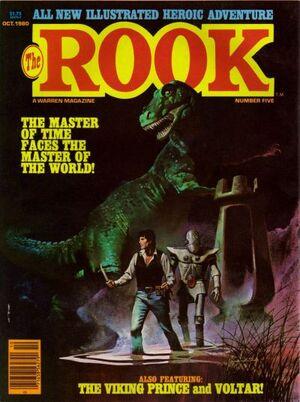 Rook Magazine Vol 1 5