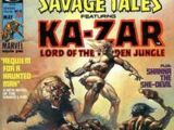 Savage Tales Vol 1 10