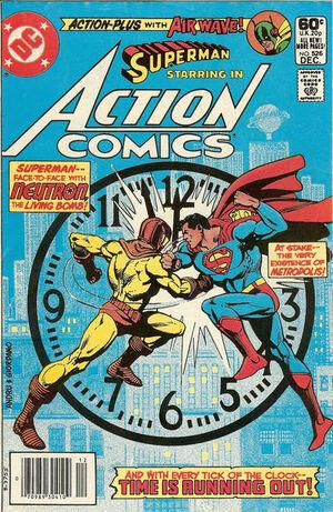 Action Comics Vol 1 526