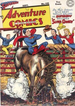 Adventure Comics Vol 1 132
