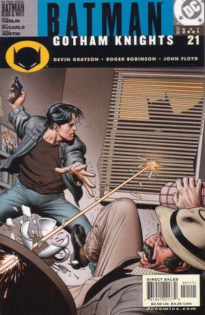 Batman Gotham Knights Vol 1 21