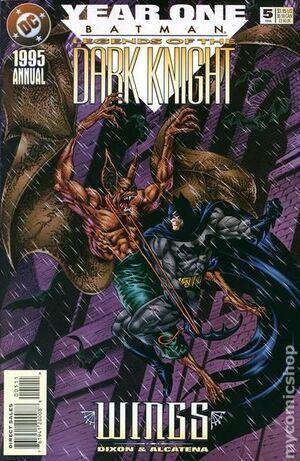 Batman Legends of the Dark Knight Annual Vol 1 5