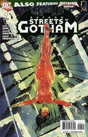 Batman Streets of Gotham Vol 1 7