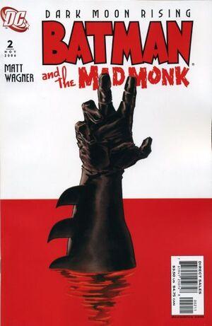 Batman and the Mad Monk Vol 1 2