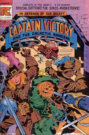 Captain Victory Special Vol 1 1