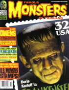 Famous Monsters of Filmland Vol 1 218