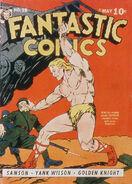 Fantastic Comics Vol 1 18